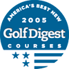 Golf Digest Design Award