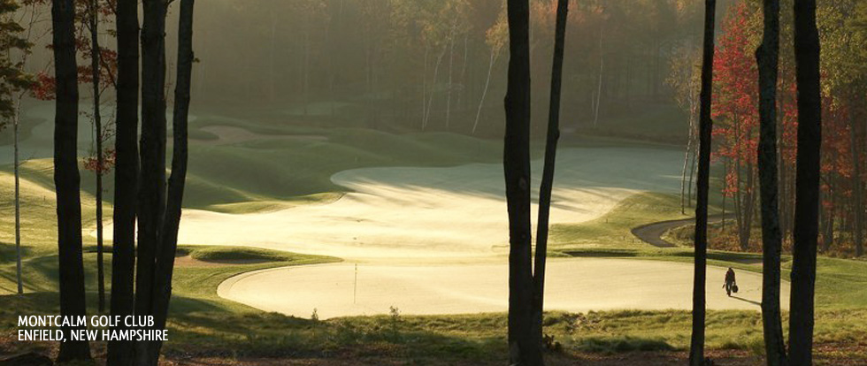 golf course desing NH